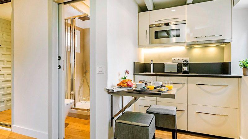 Дизайн кухни в новой квартире