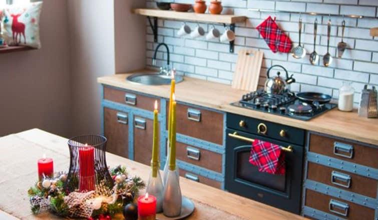 Как украсить кухню: функциональный интерьер с фото и видео