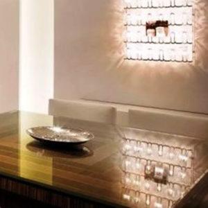 Освещение в интерьере гостиной