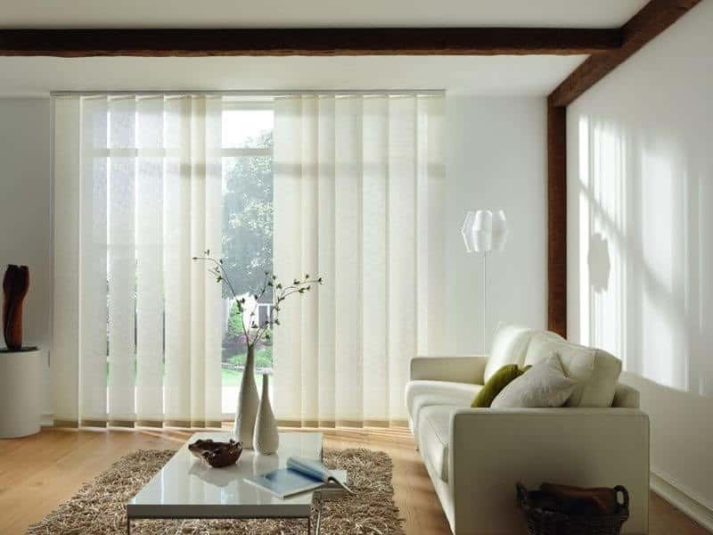 шторы в современном стиле