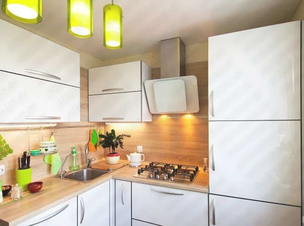 дизайн кухни фото современные идеи