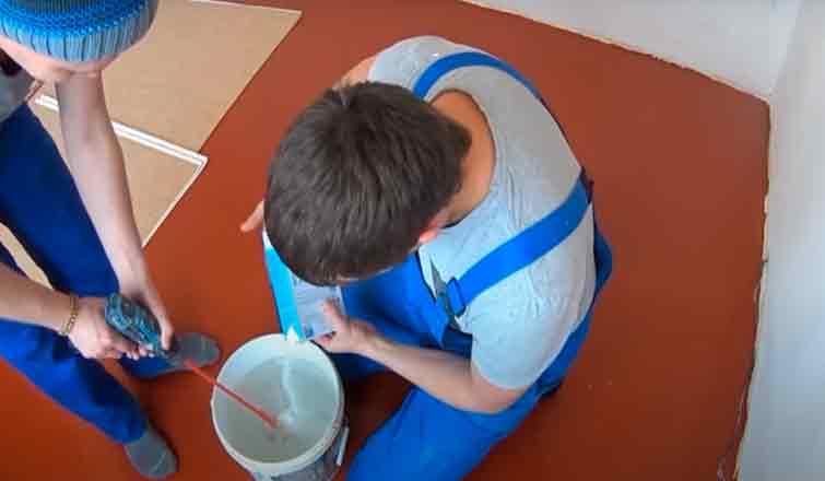 виниловые обои на флизелиновой основе как клеить