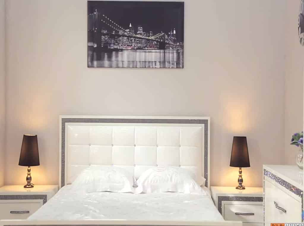 спальня мебель интерьер фото