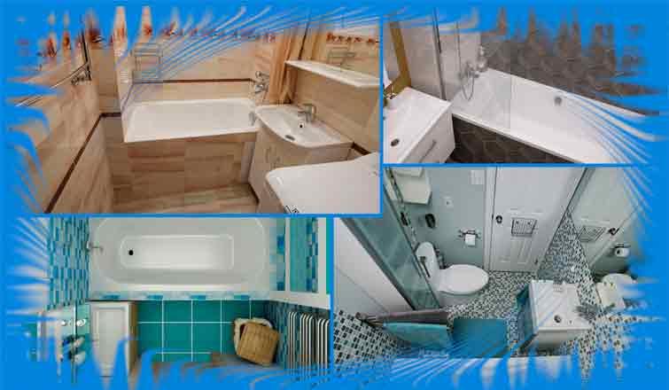 Интерьеры ванных комнат в современном стиле