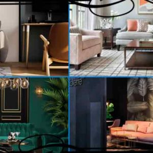 Тренды в дизайне интерьера | Модный интерьер 2020