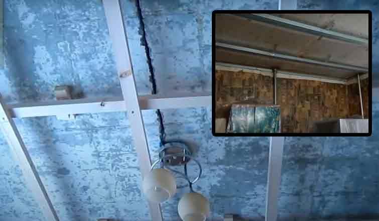 сделать потолок из пластиковых панелей своими руками