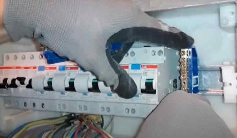 электрощиток сборка