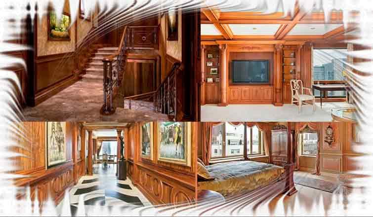 Отделка деревянными панелями | Монтаж деревянных панелей