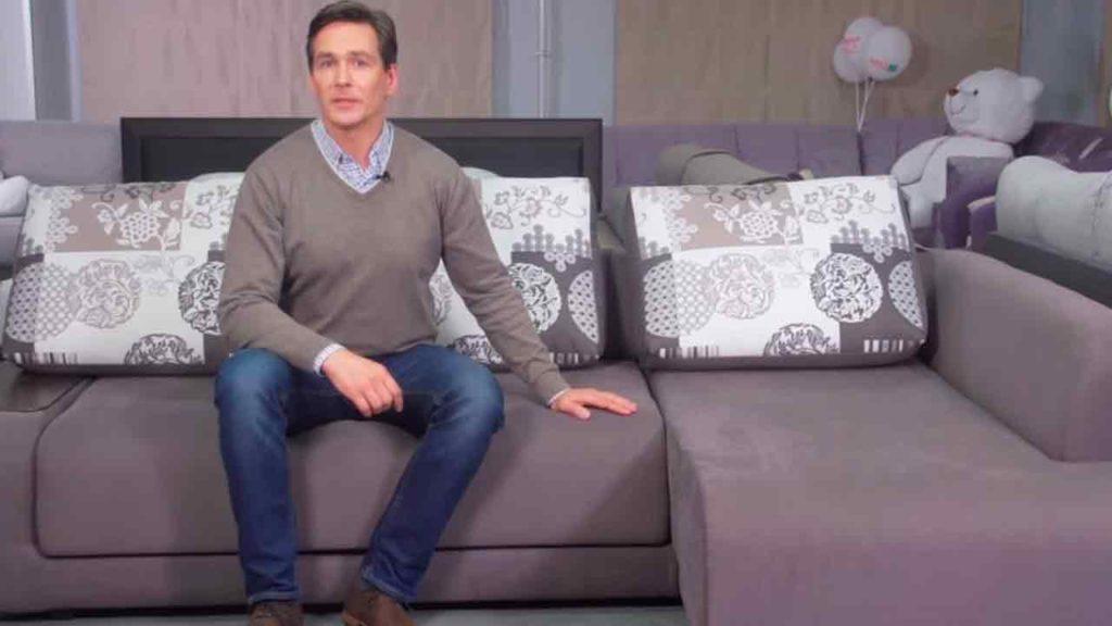 угловые диваны в гостиную фото